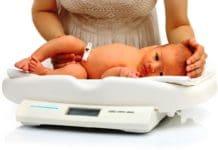 Bebé no aumenta de peso