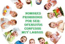 En España hay una Ley para los nombres prohibidos