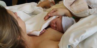 Madre-recién nacido