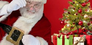 Una carta de Papa Noel