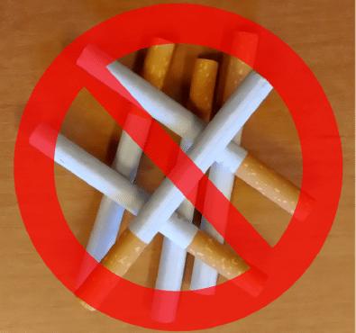 No al cigarro