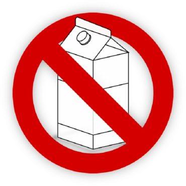 Las proteínas de la leche pueden ser alergénicas