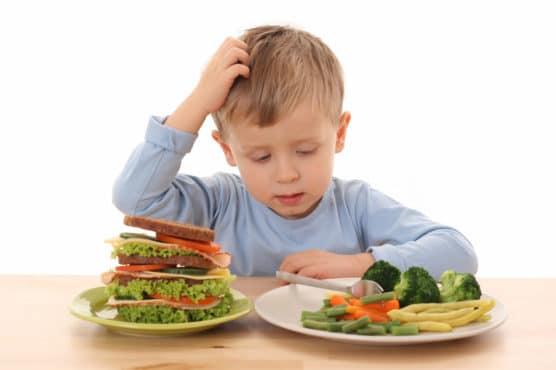 alimentacion de tu hijo