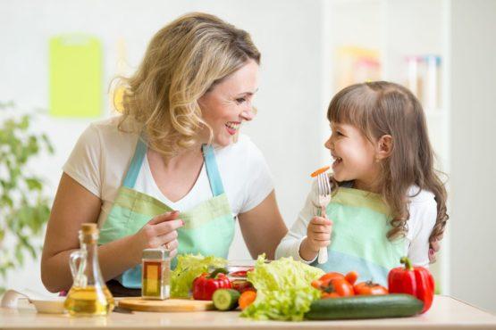 alimentacion infantil