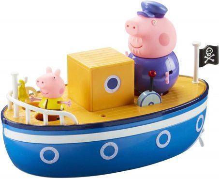 Barco que flota