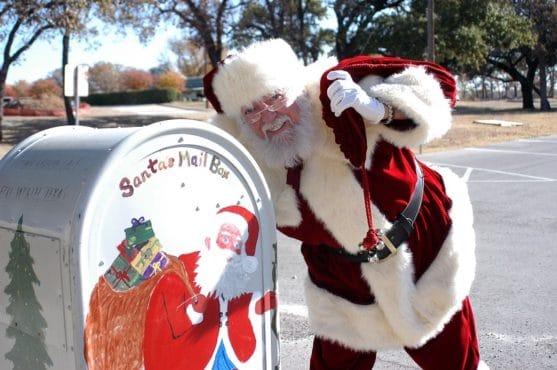 Las cartas de Papá Noel