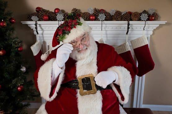 Carta de respuesta de Papá Noel