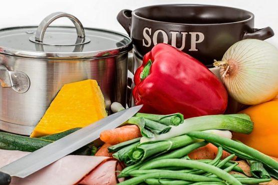 Alimentos ideales para recetas sanas