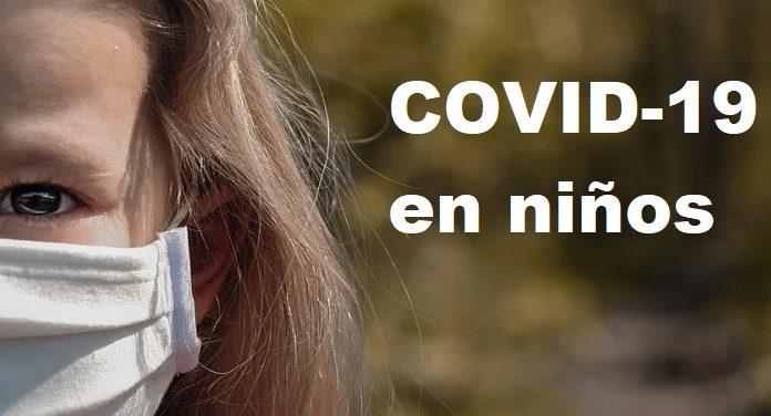 COVID-19 en niños